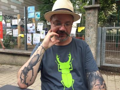 Wildbiologe in Wien