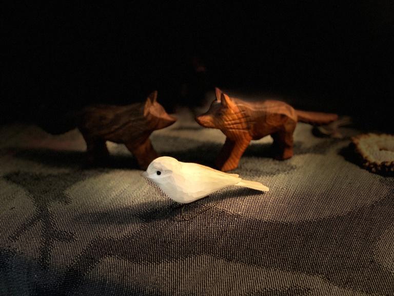 Kunstwerke aus Holz  ⓒ Zuba Marcus